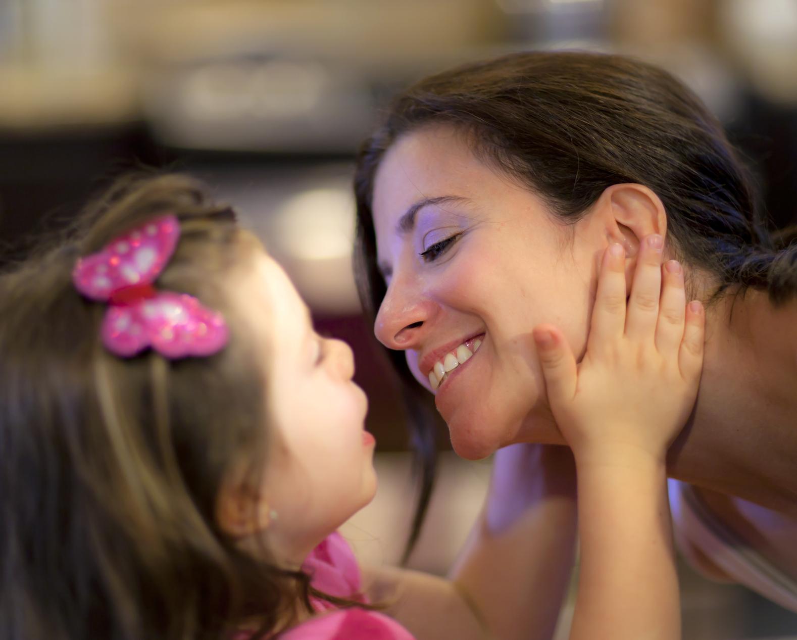 Видео ласк взрослых мам
