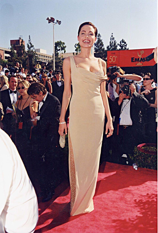 Анджелина Джоли, 1998