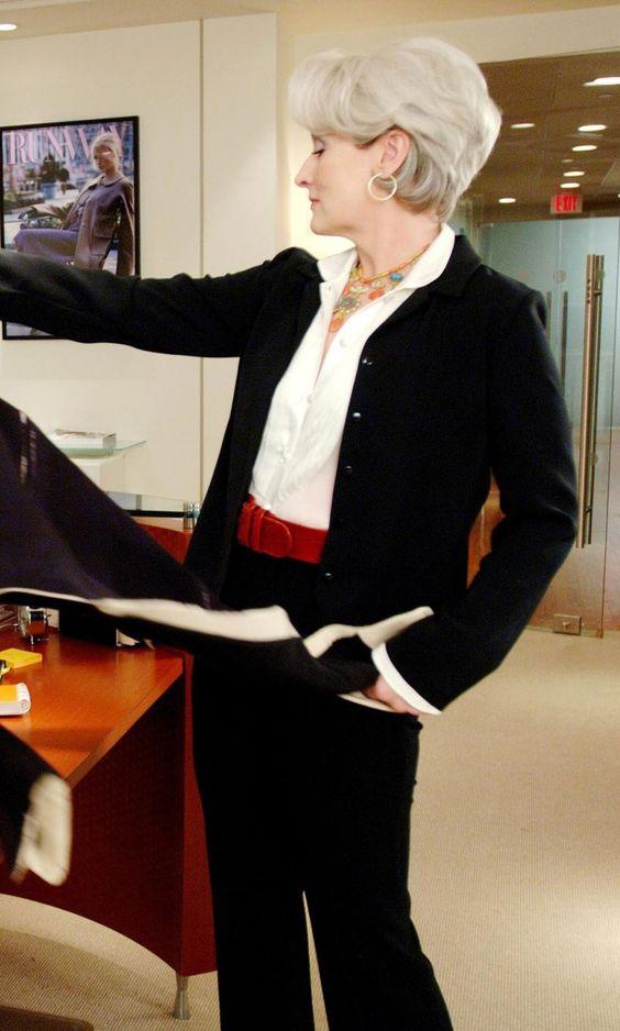 Образ Миранды Пристли из фильма