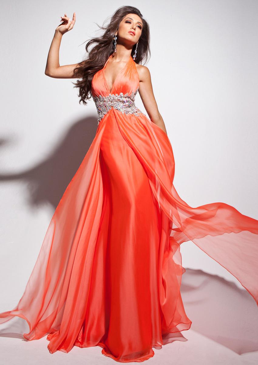 Роскошное платье на выпускной превратит тебя в королеву бала