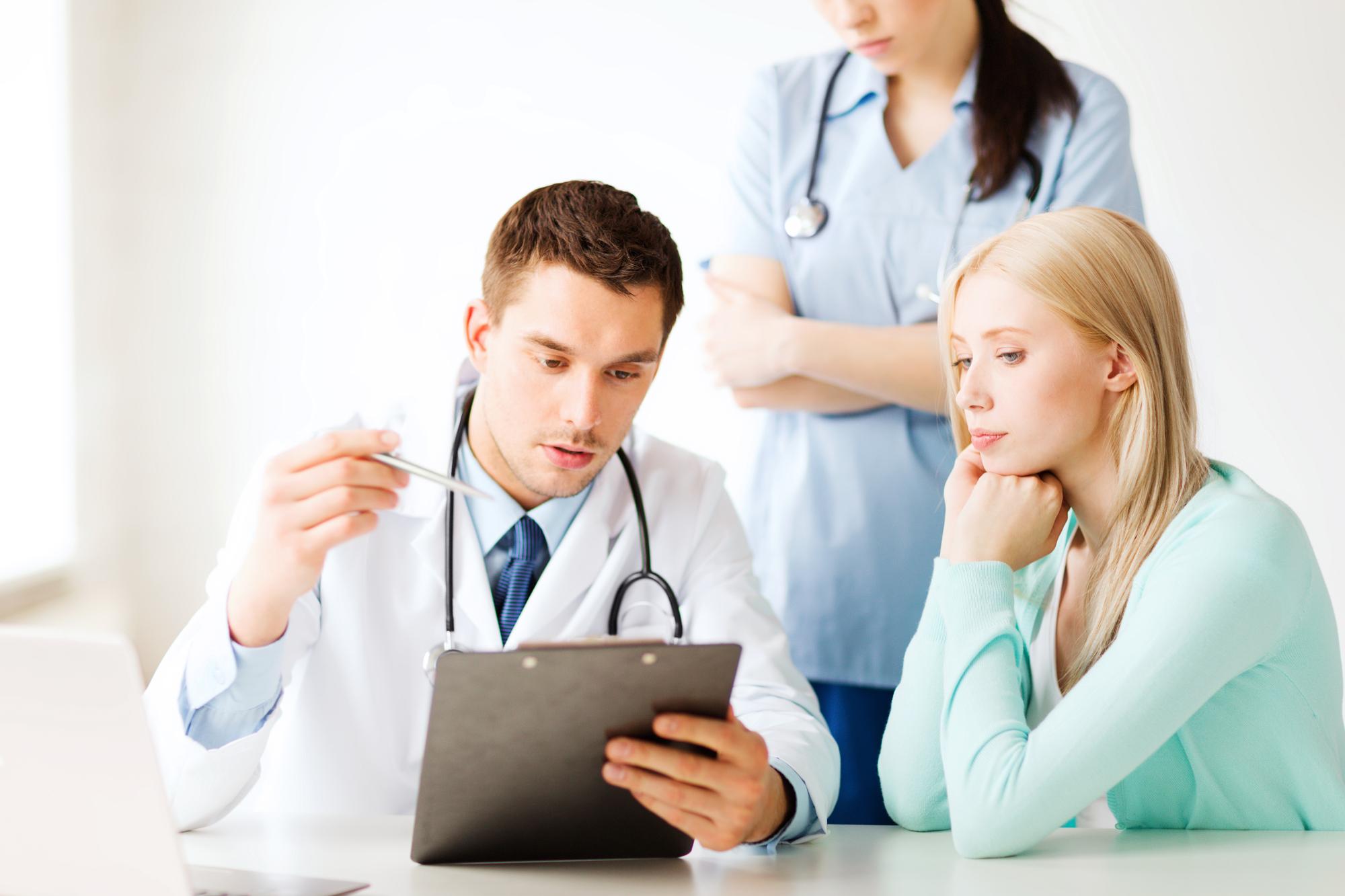 Гинеколог назвала факторы риска развития рака шейки матки