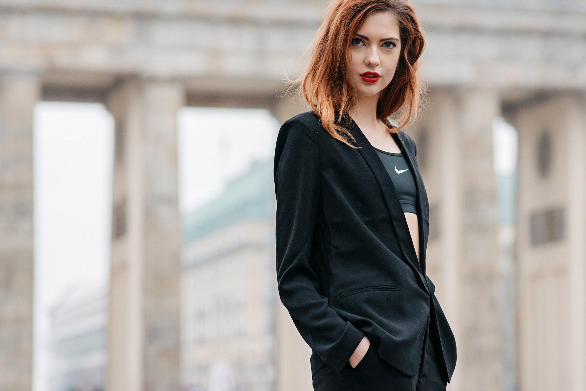 Неделя моды в Берлине: Яркие образы street style первого дня