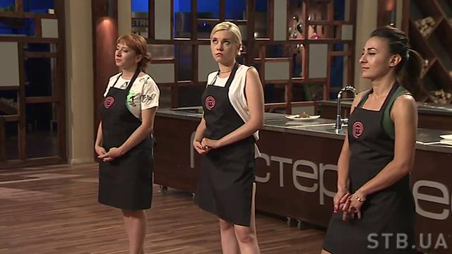 МастерШеф 5 сезон: Пятый выпуск. Яковенко, Ильянко и Резник сняли черные фартуки