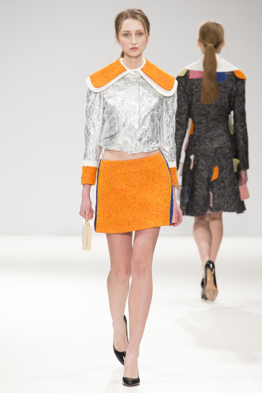 Украинский дизайнер представила коллекцию на Неделе моды в Лондоне