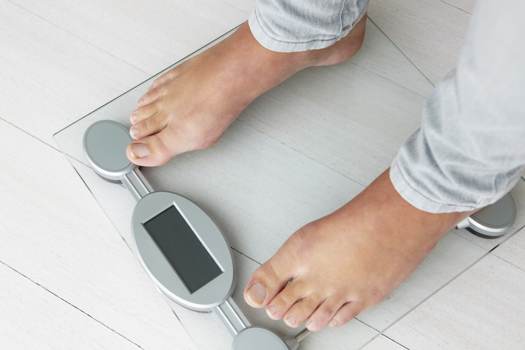 Что делать, если вес перестал снижаться?