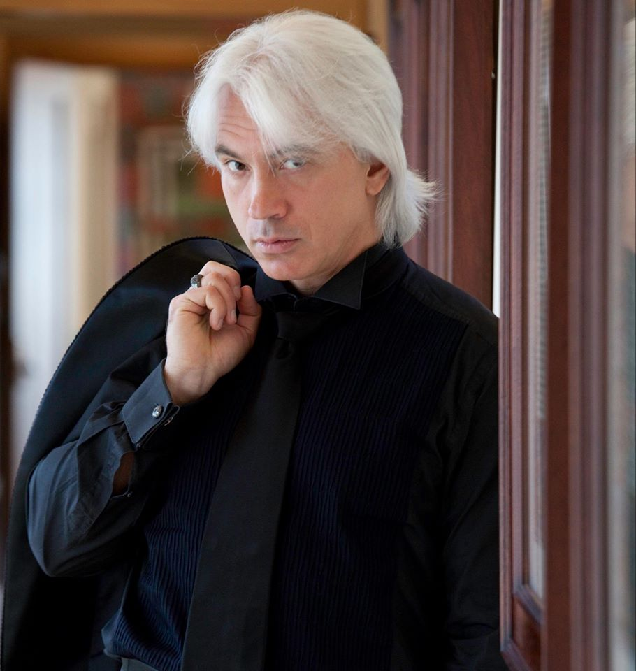 Российский оперный артист Дмитрий Хворостовский