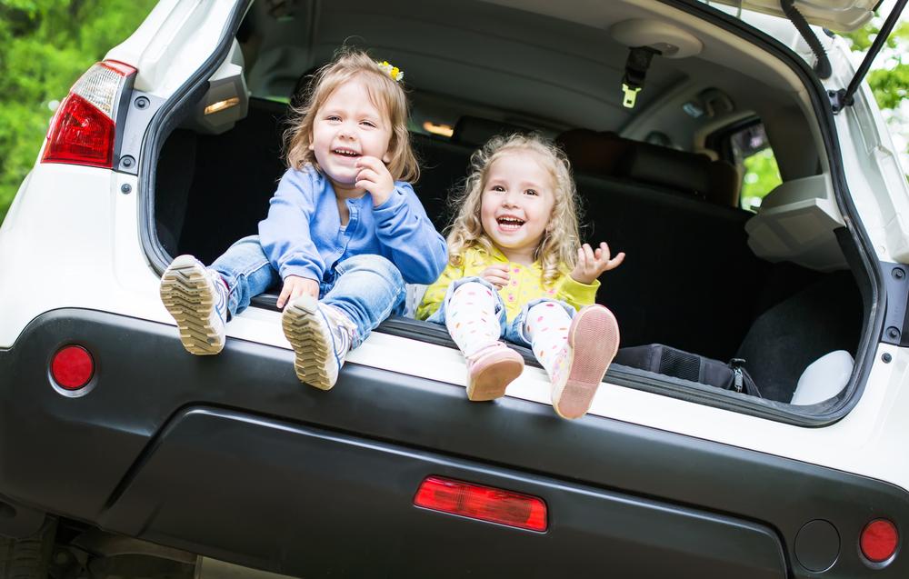 Веселые игры в машине