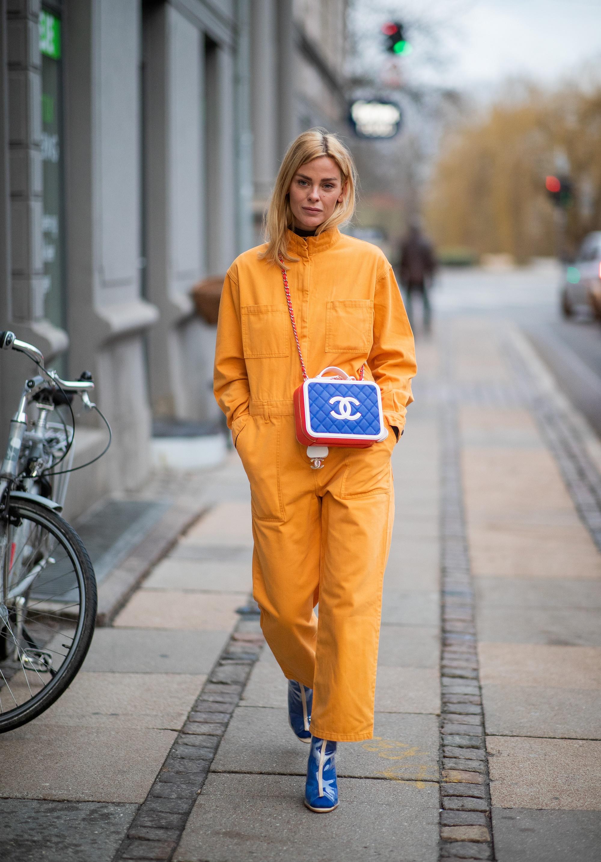 Модные фасоны комбинезонов на лето 2020