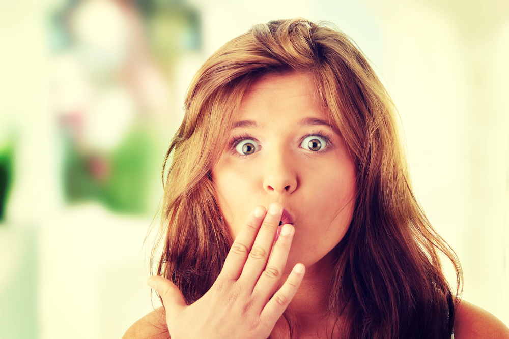 стафилококк запах изо рта