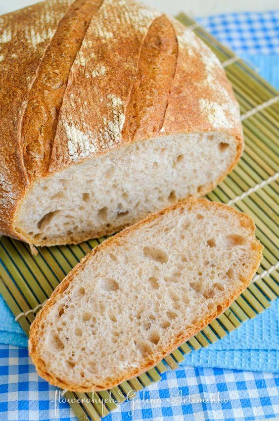 Хлеб - продукт, вызывающий отёчность