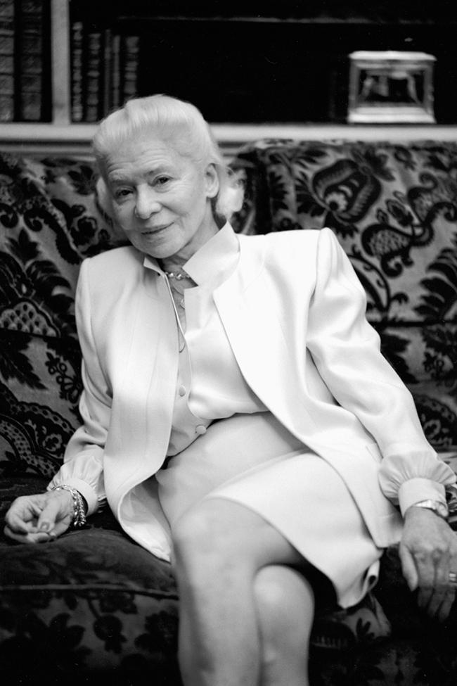 Мари-Луиза Карвен создала великую модную империю