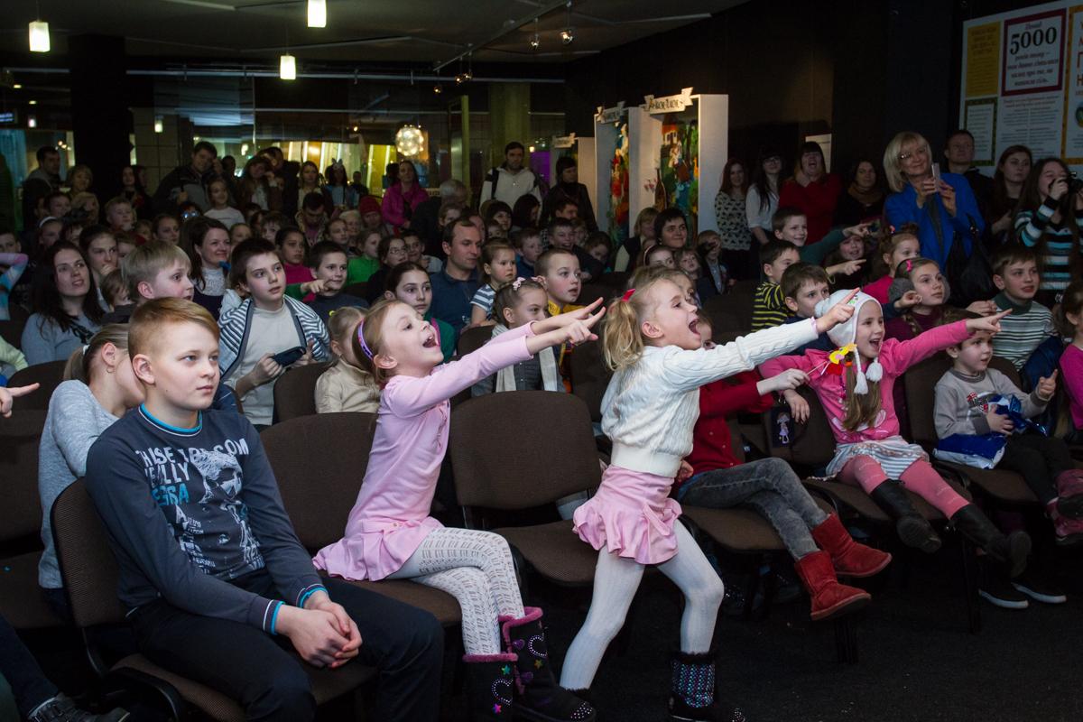 В Киеве открылась выставка украинских сказок