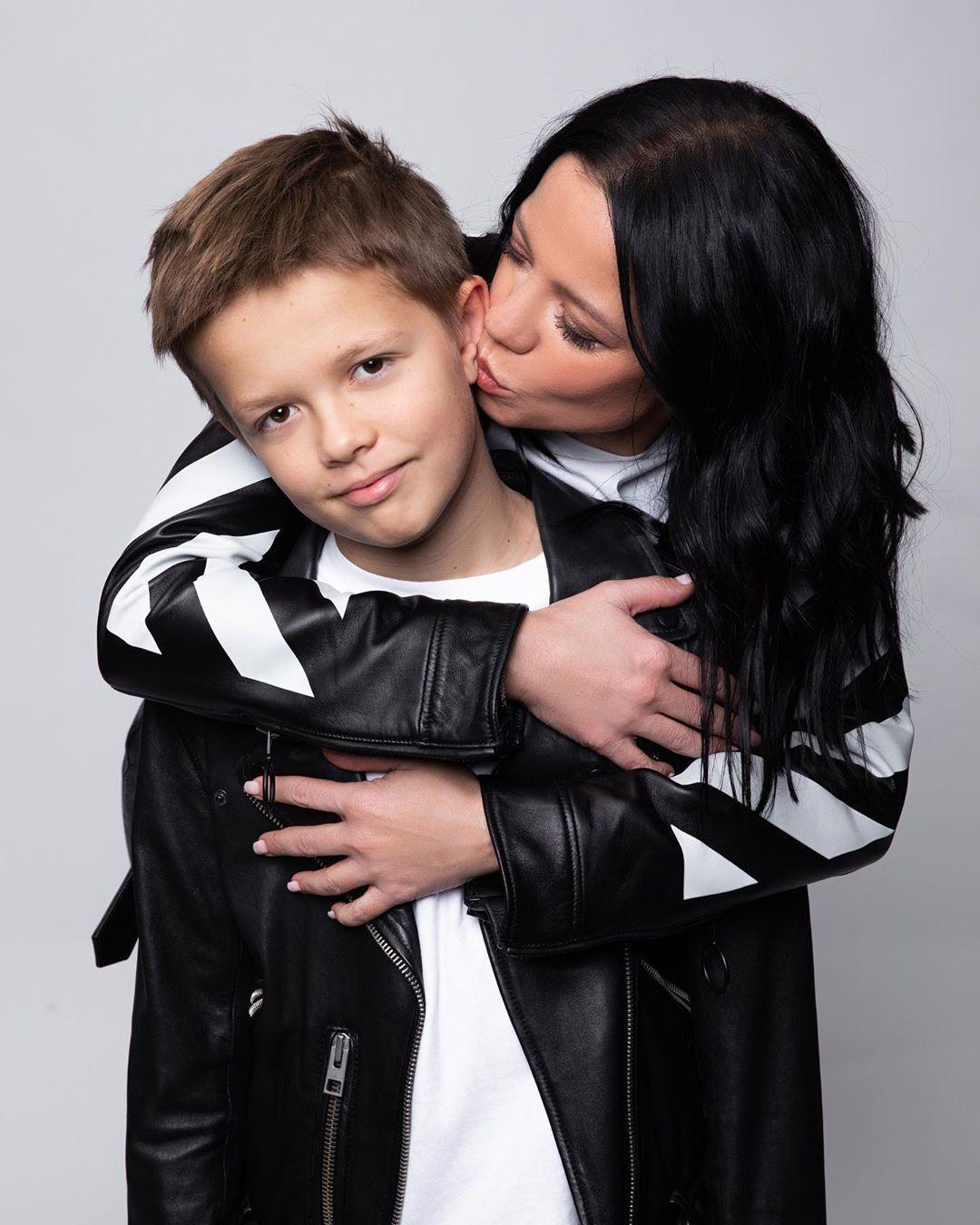 Сын Потапа и Горовой снялся в проекте, посвященном аварии на ЧАЭС