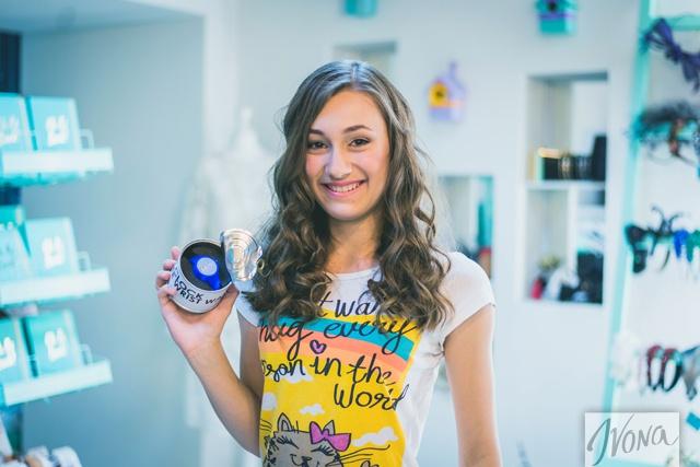 Выпускной 2015: Победительница конкурса от Ivona
