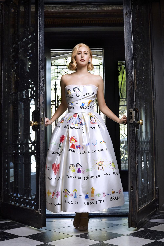Жасмин Грейс Гримальди в фотосессии для Harper's Bazaar