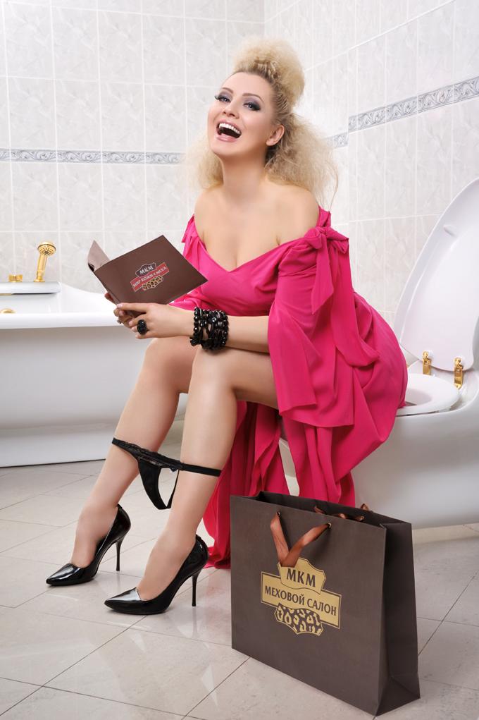 Писательница Лена Ленина Показывает Не Стесняясь (Фото)