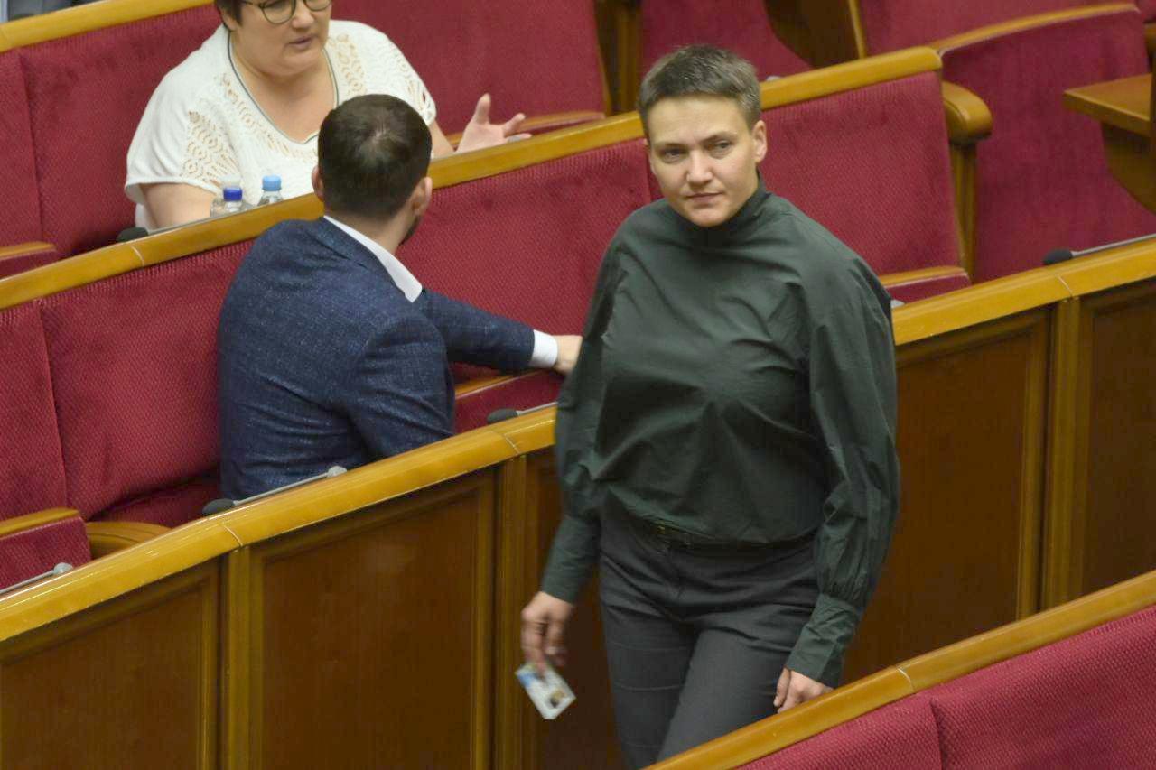 Цвет - в тренде: Депутаты пришли в ВР в модных оттенках зеленого
