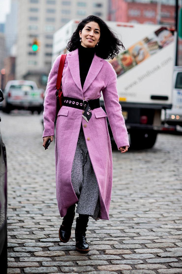 Что носить женщинам после 35-ти лет: Пальто