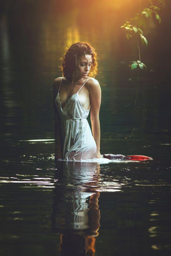 Женская мокрая грудь картинки — pic 14