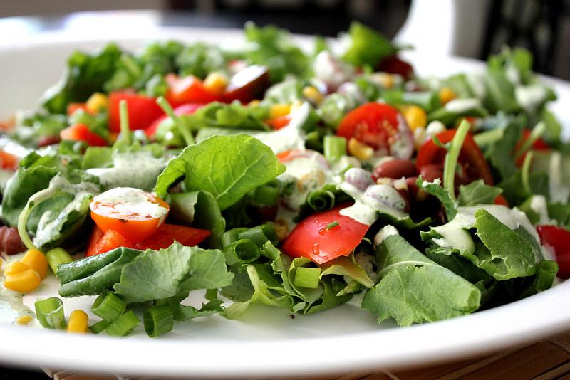салат из авокадо рецепт простой и быстрый