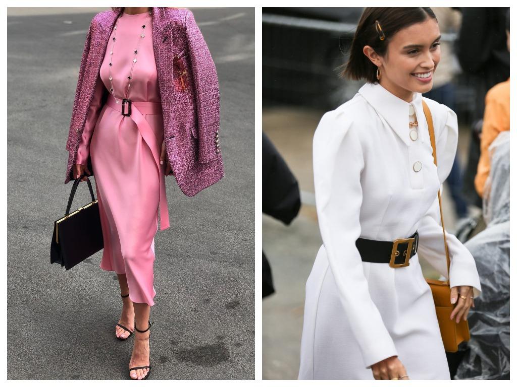 Самые модные платья на зиму 2019/20