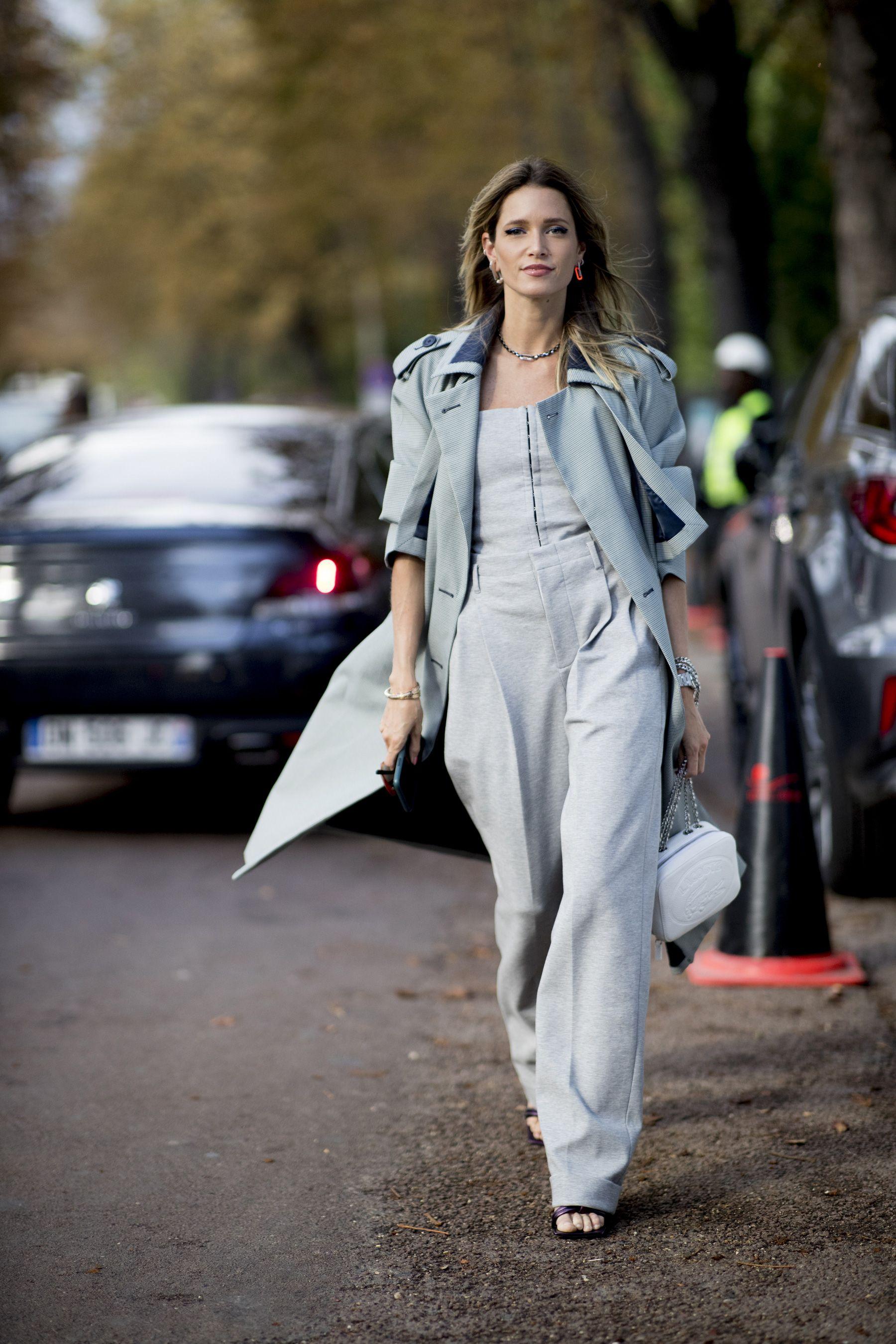 Как одеваются жительниц самых модных городов мира: Париж