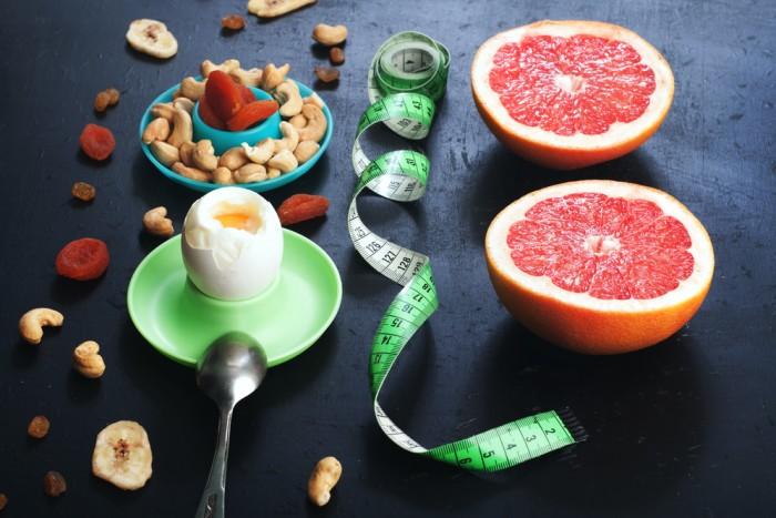 Приготовьтесь к нашествию грейпфрутов и яиц, ведь это основные продукты