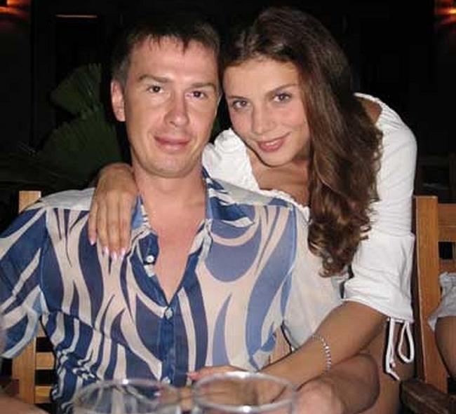 Анна Седокова с Валентином Белькевичем