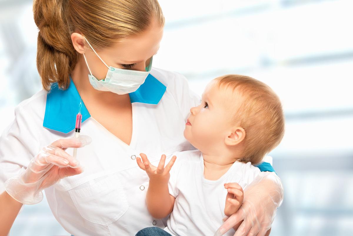 Календарь детских прививок в Украине в 2020 году