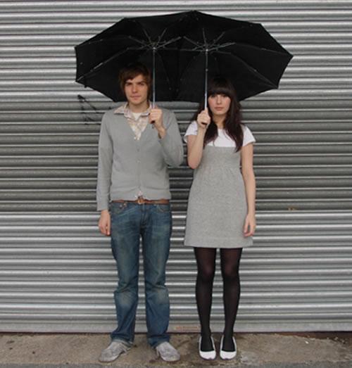 Зонт для влюбленных
