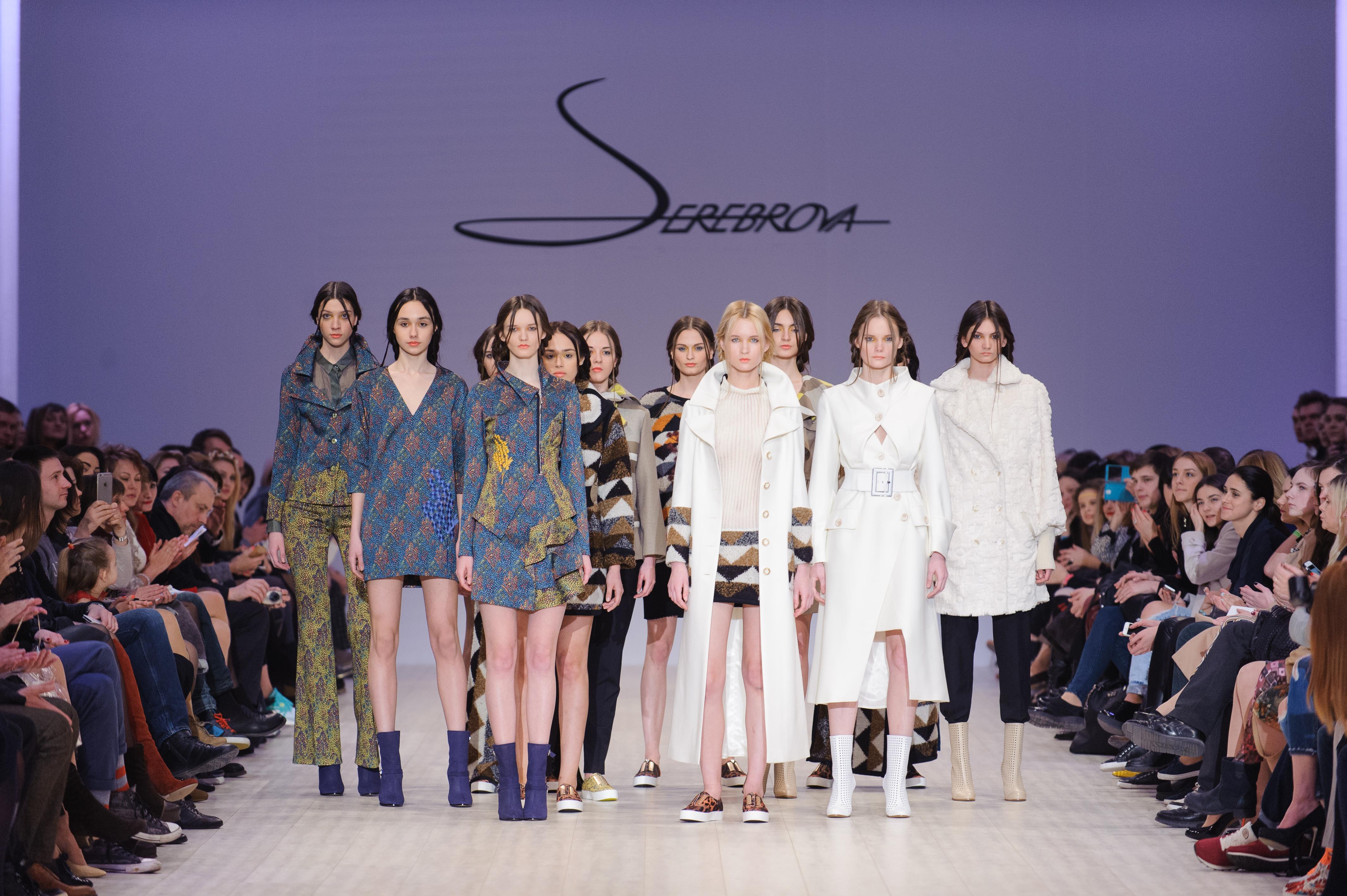 Женственная коллекция от SEREBROVA: Вышивка и принты