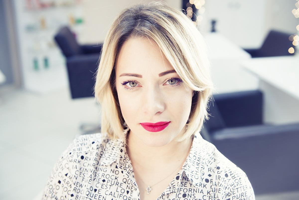Владелица сети салонов красоты Ольга Дикая