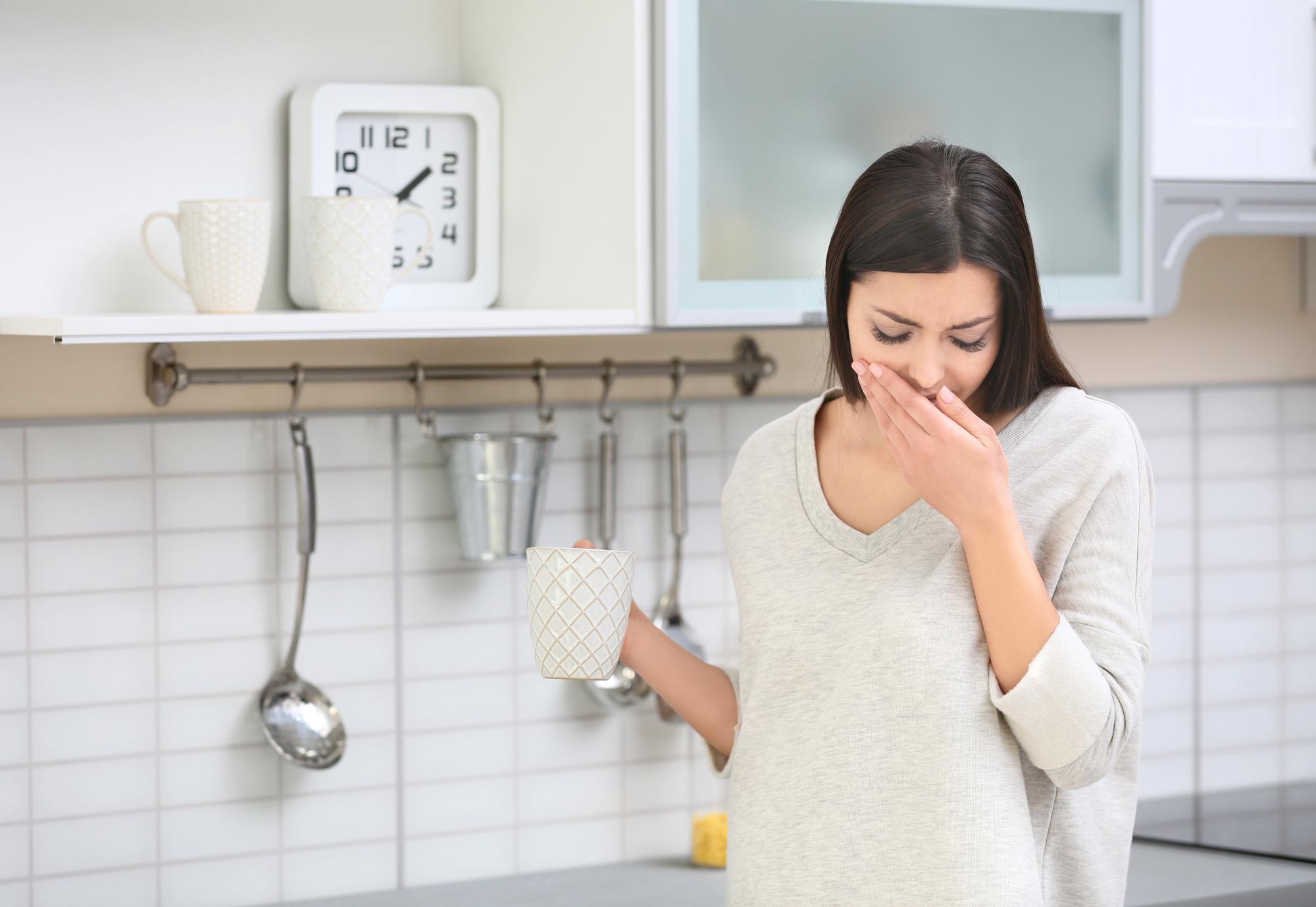 Почему появляется горечь во рту