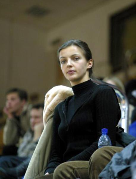 Российская актриса, жена Евгения Цыганова – Ирина Леонова