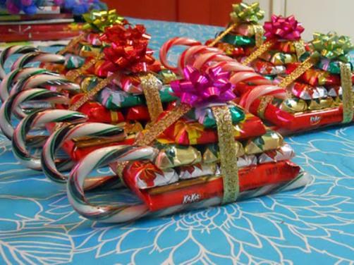 Новогодние подарки детям не конфеты 318