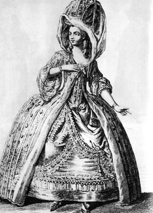 Пеллеток Маркизы де Помпадур