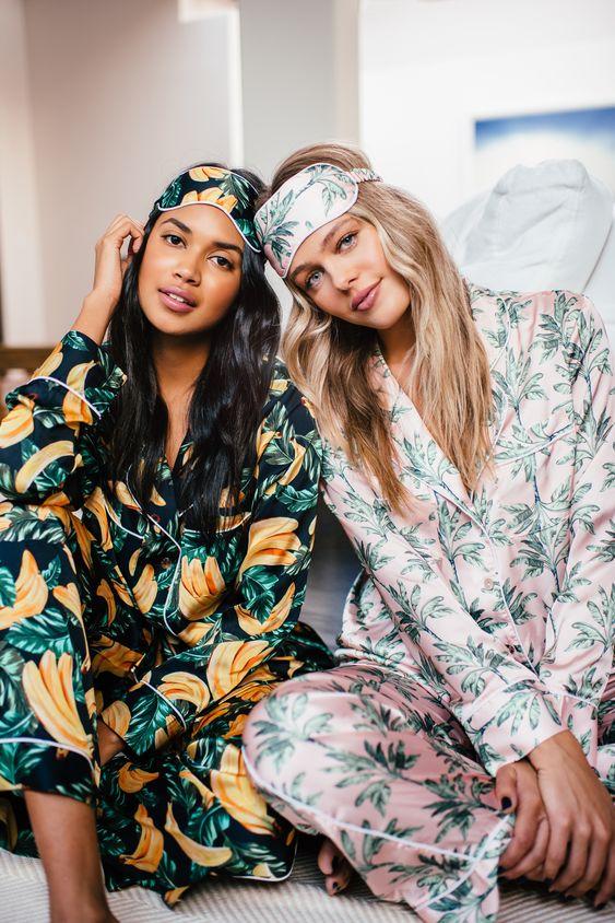 Стиль - он и во сне стиль! : ТОП-7 образов пижамной ковровой дорожки