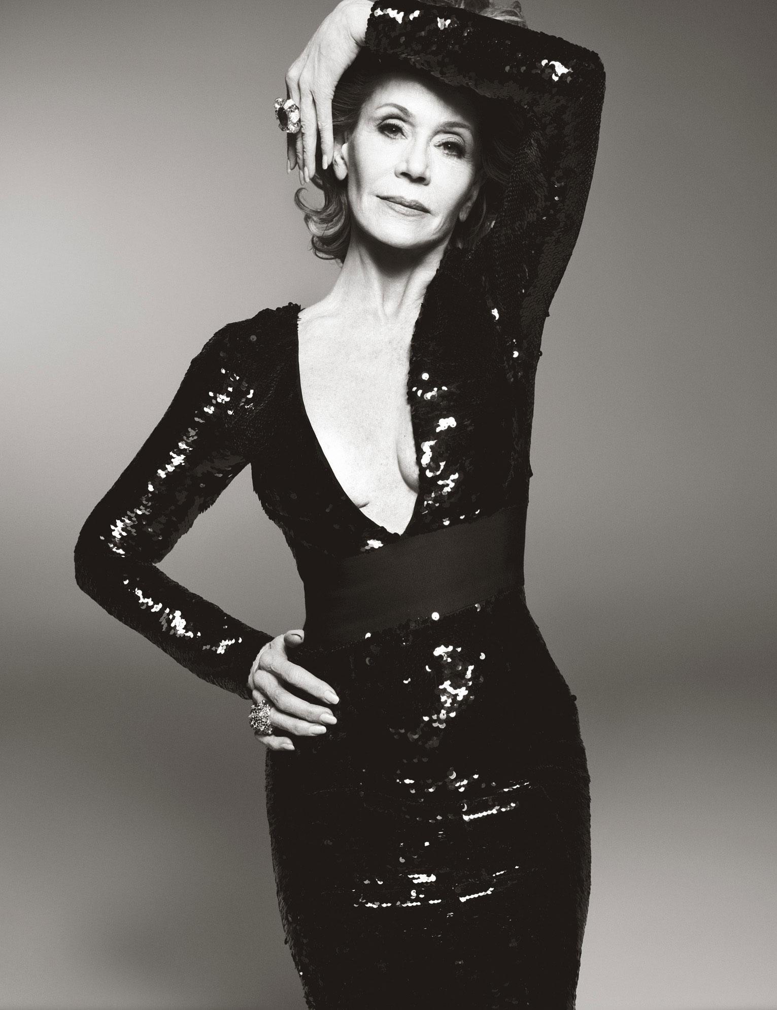 Актриса Джейн Фонда никогда не старалась быть модной, но ее стиль до сих пор вызывает восхищение