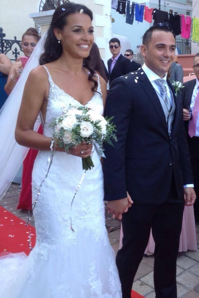 Мисс Мира 2009 Кайяне Алдорино и ее возлюбленный Аарон