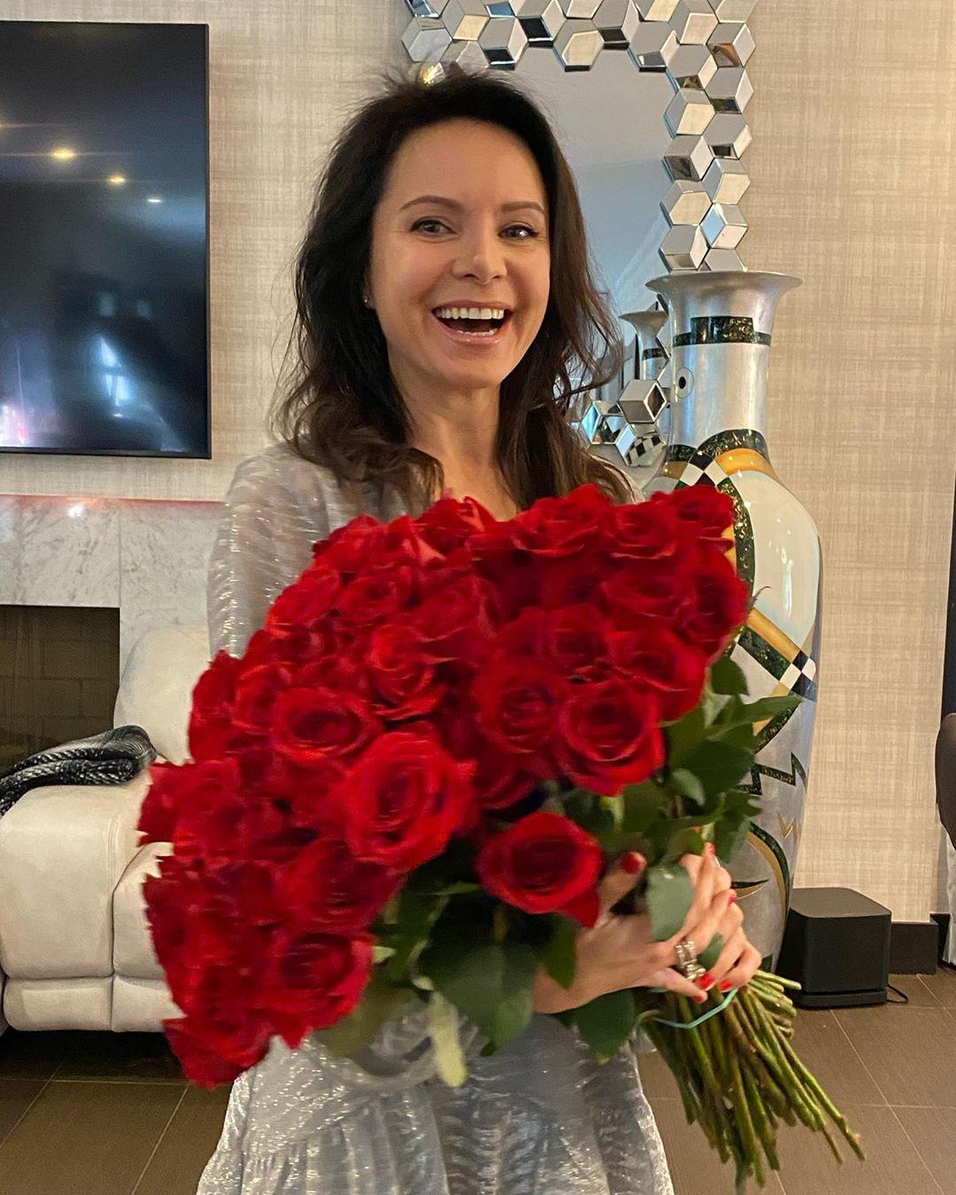 Лилия Подкопаева впервые показала фото годовалой дочери