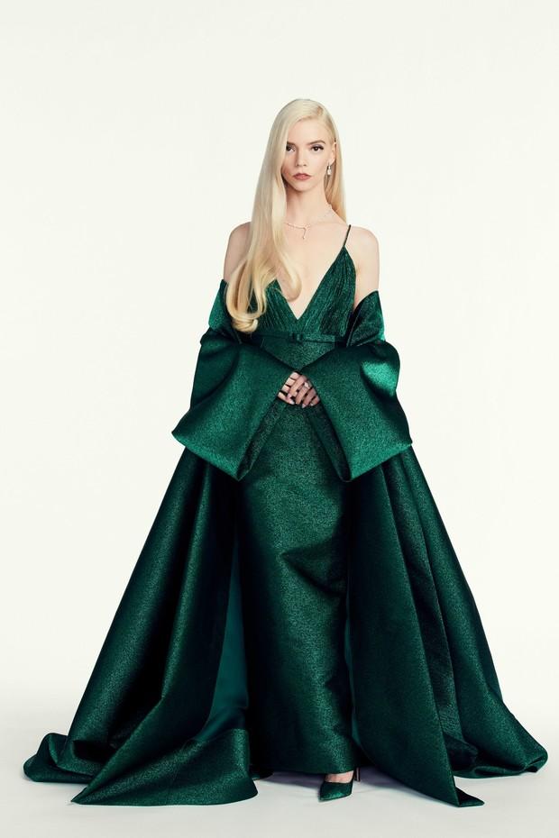 Аня Тейлор-Джой в Christian Dior
