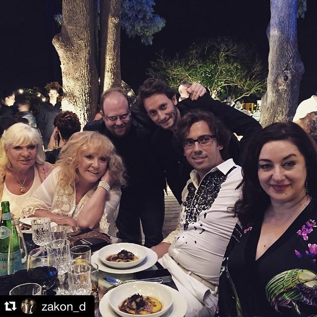 Вечеринка в честь дня рождения близкого друга Пугачевой и Галкина