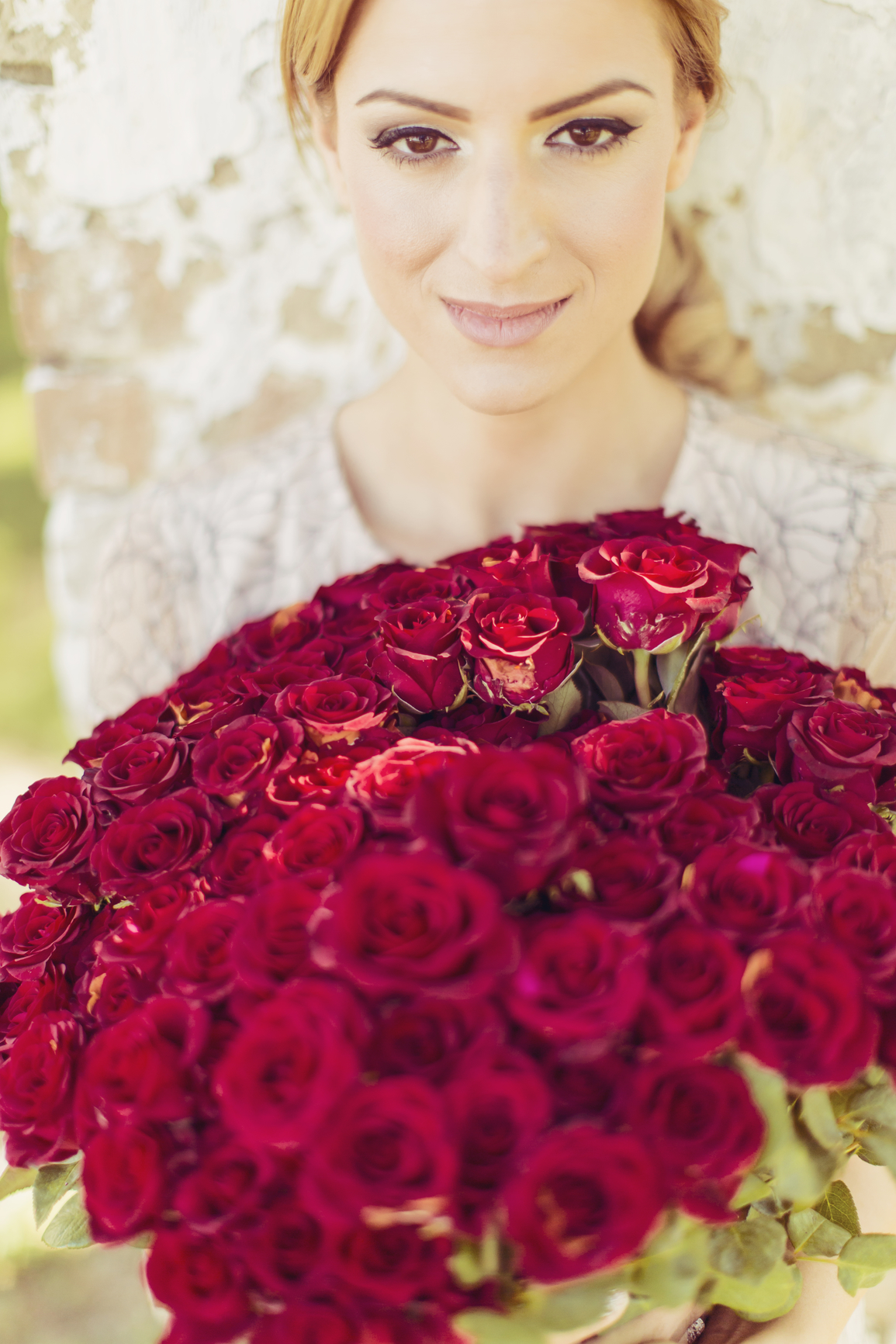 цветы которые дарят на знакомство