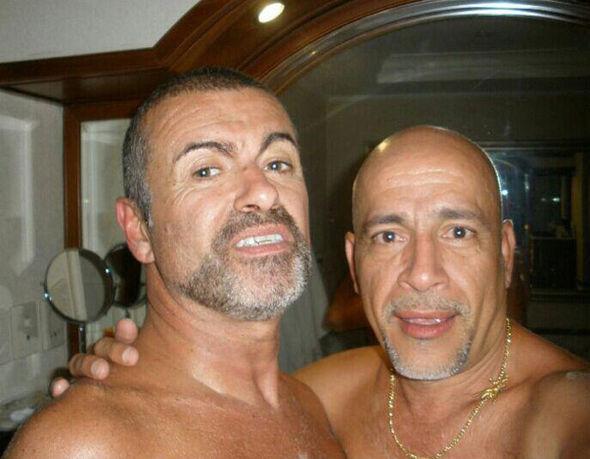 Джордж Майкл с экс-любовником