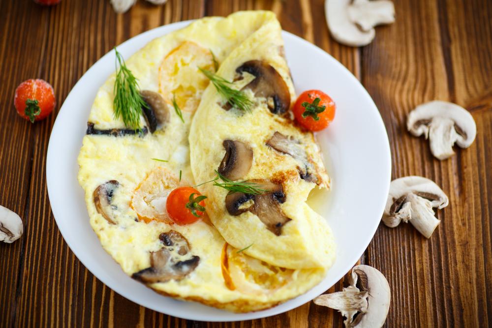 Что приготовить на обед с грибами
