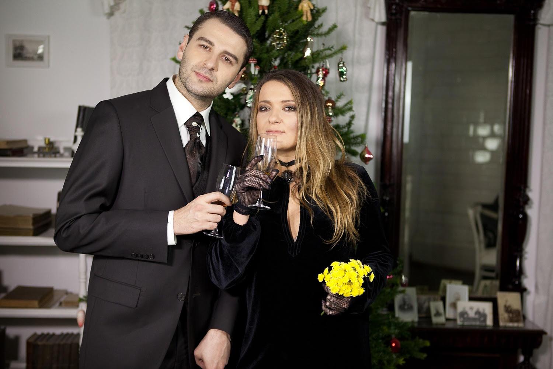 Сергей Перман и Наталья Могилевская