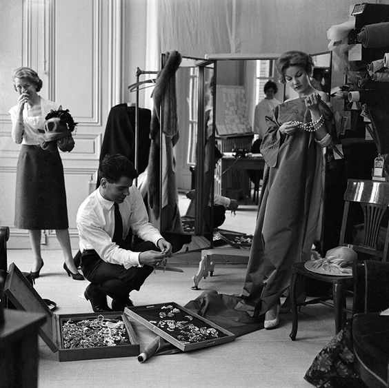 Карл Лагерфельд - творец модной эпохи