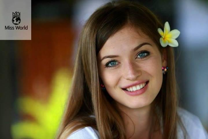 Мисс Украина 2013 Анна Заячковская