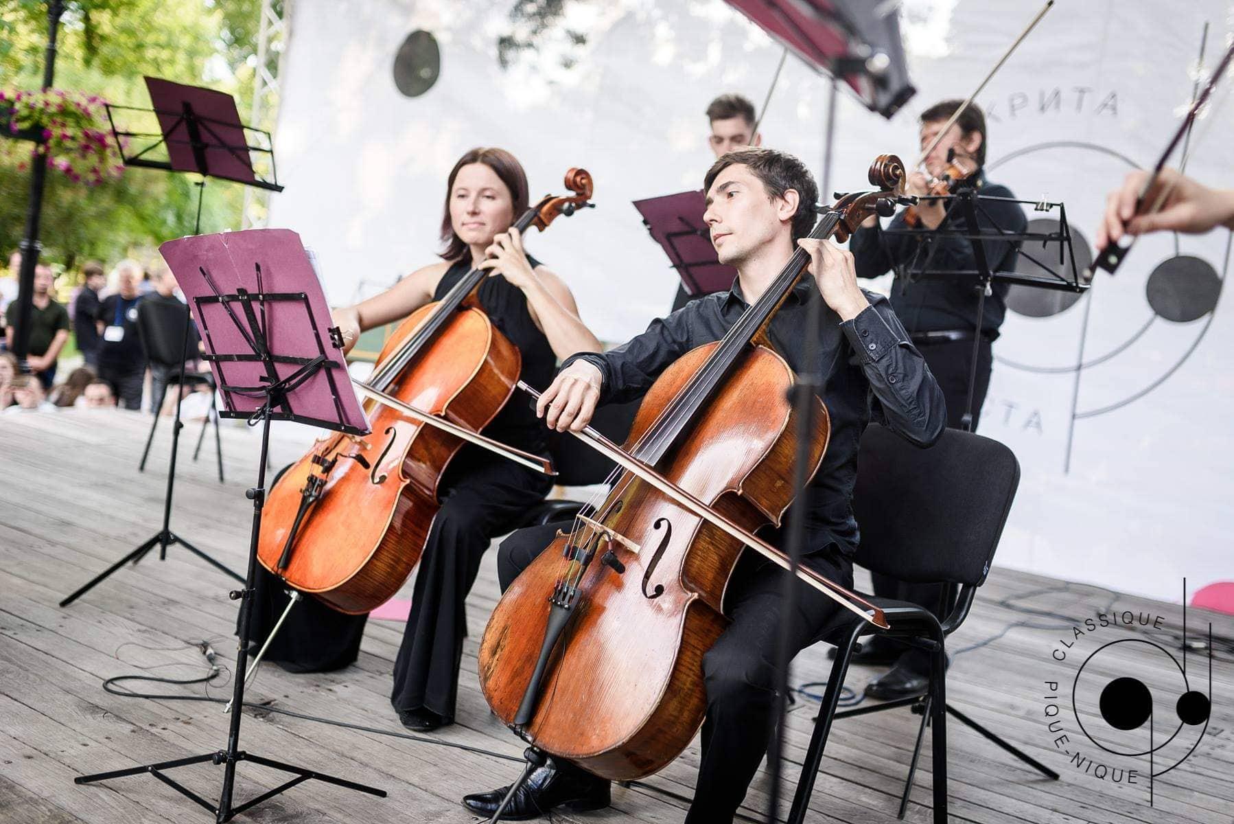 Летом в Киеве состоятся бесплатные концерты классической музыки