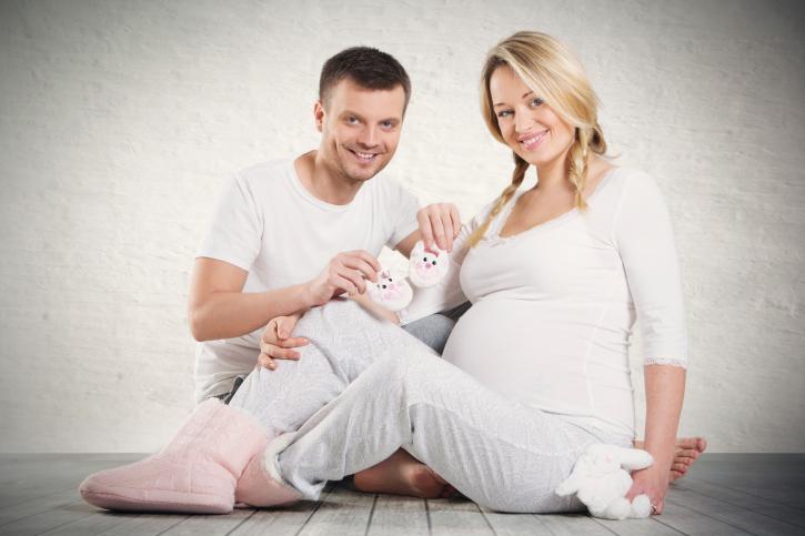 Как мужу понять беременную жену